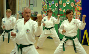 senior green belt group