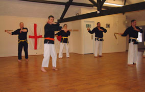 nunchaku training